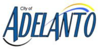 logo or seal for Adelanto