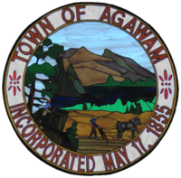 logo or seal for Agawam, MA