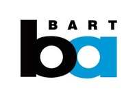 logo or seal for BART
