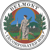 logo or seal for Belmont, Massachusetts