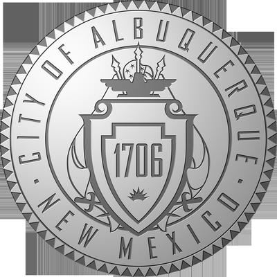 logo or seal for City of Albuquerque