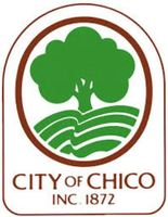logo or seal for Chico