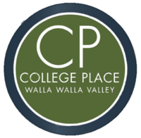 logo or seal for City of College Place