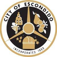 logo or seal for City of Escondido CA