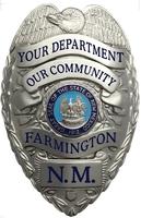 logo or seal for Farmington Police Department