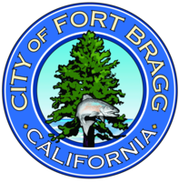 logo or seal for City of Fort Bragg