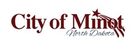 logo or seal for City of Minot