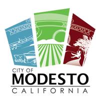 logo or seal for City of Modesto CA