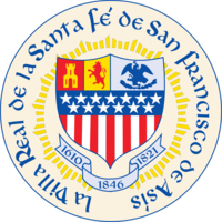 logo or seal for City of Santa Fe
