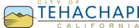 logo or seal for City of Tehachapi