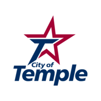 logo or seal for City of Temple TX