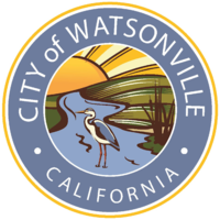 logo or seal for City of Watsonville, CA