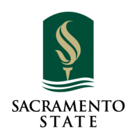 logo or seal for Sacramento State