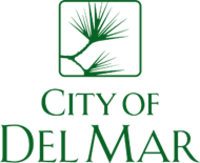 logo or seal for City of Del Mar