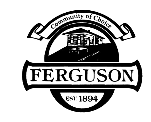 logo or seal for Ferguson City