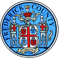 logo or seal for Frederick County Virginia