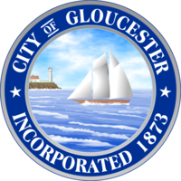 logo or seal for gloucester