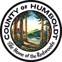 logo or seal for Humboldt County