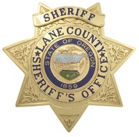 logo or seal for Lane County Sheriff's Office