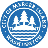 logo or seal for City of Mercer Island