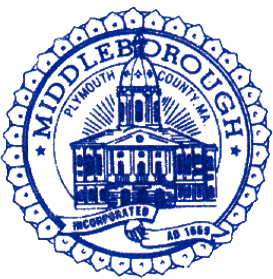 logo or seal for Town of Middleborough