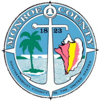 logo or seal for Monroe County, FL
