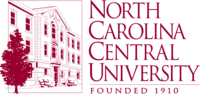 logo or seal for NCCU