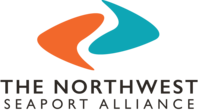 logo or seal for Northwest Seaport Alliance