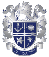 logo or seal for Palisades  Charter  High  School