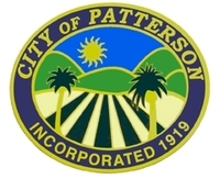 logo or seal for City of Patterson, CA.