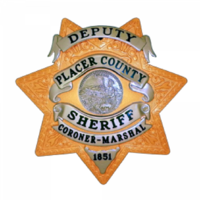 logo or seal for Placer County Sheriff's Office