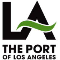 logo or seal for Port of Los Angeles