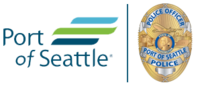 logo or seal for Port of Seattle Police