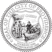 logo or seal for City of Providence