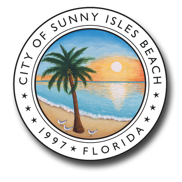 logo or seal for City of Sunny Isles Beach