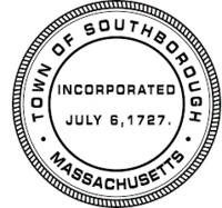 logo or seal for Town of Southborough