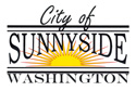 logo or seal for City of Sunnyside