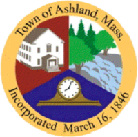 logo or seal for Ashland, MA