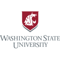 logo or seal for Washington State University